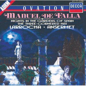 Alicia de Larrocha,Teresa Berganza,L'Orchestre de la Suisse Romande,Ernest Ansermet,Sergiu Comissiona 歌手頭像