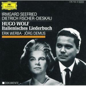 Erik Werba,Jörg Demus,Irmgard Seefried,Dietrich Fischer-Dieskau 歌手頭像