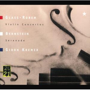New York Philharmonic Orchestra,Christoph von Dohnanyi,Gidon Kremer,Leonard Bernstein,Israel Philharmonic Orchestra,Wiener Philharmoniker 歌手頭像