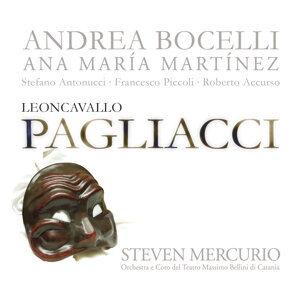 Andrea Bocelli,Stefano Antonucci,Orchestra of the Teatro Massimo Bellini, Catania,Ana María Martínez,Chorus of the Teatro Massimo Bellini, Catania 歌手頭像