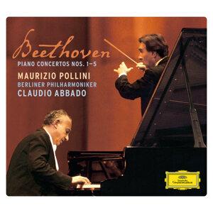 Maurizio Pollini,Mario Brunello,Berliner Philharmoniker,Simón Bolívar Youth Orchestra of Venezuela,Alexander Lonquich,Ilya Gringolts,Claudio Abbado 歌手頭像