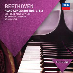 BBC Symphony Orchestra,Stephen Kovacevich,Sir Colin Davis 歌手頭像