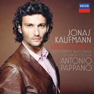 Jonas Kaufmann,Orchestra dell'Accademia Nazionale di Santa Cecilia,Antonio Pappano 歌手頭像
