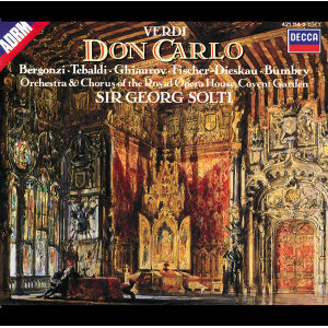 Orchestra of the Royal Opera House, Covent Garden,Sir Georg Solti,Grace Bumbry,Dietrich Fischer-Dieskau,Nicolai Ghiaurov,Renata Tebaldi 歌手頭像