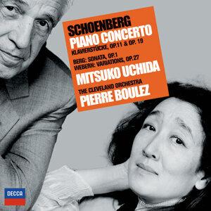 Pierre Boulez,Mitsuko Uchida,The Cleveland Orchestra 歌手頭像