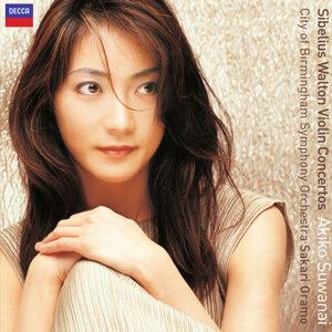 City Of Birmingham Symphony Orchestra,Sakari Oramo,Akiko Suwanai 歌手頭像