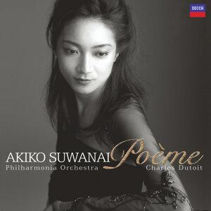 Charles Dutoit,Akiko Suwanai,Philharmonia Orchestra 歌手頭像