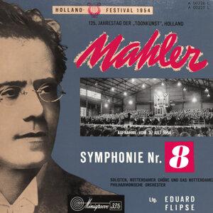 Rotterdam Toonkunstkoor,Eduard Flipse,Rotterdam Philharmonic Orchestra 歌手頭像