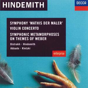 Paul Kletzki,L'Orchestre de la Suisse Romande,Claudio Abbado,David Oistrakh,London Symphony Orchestra,Paul Hindemith 歌手頭像