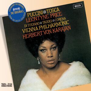 Wiener Philharmoniker,Herbert von Karajan,Leontyne Price,Giuseppe di Stefano,Giuseppe Taddei 歌手頭像