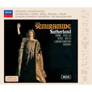 London Symphony Orchestra,Richard Bonynge,Dame Joan Sutherland,Joseph Rouleau,Marilyn Horne 歌手頭像