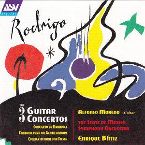 The State of Mexico Symphony Orchestra,Alfonso Moreno,Enrique Bátiz 歌手頭像