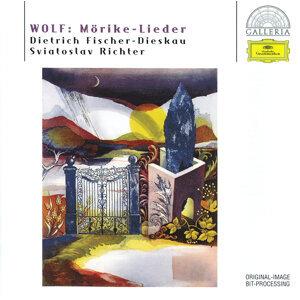 Dietrich Fischer-Dieskau,Sviatoslav Richter 歌手頭像