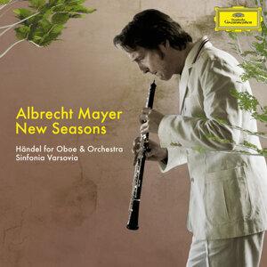 Sinfonia Varsovia,Albrecht Mayer 歌手頭像