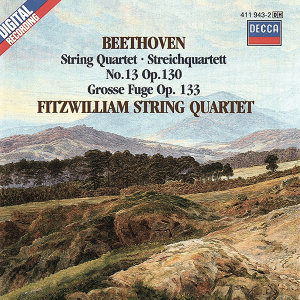 Fitzwilliam String Quartet 歌手頭像