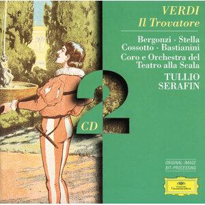Orchestra del Teatro alla Scala di Milano,Tullio Serafin,Fiorenza Cossotto,Antonietta Stella,Carlo Bergonzi,Ettore Bastianini 歌手頭像