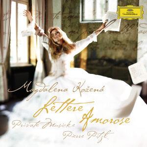 Pierre Pitzl,Private Musicke,Magdalena Kozená 歌手頭像
