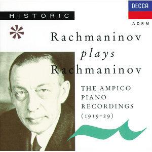 Sergey Vasil'yevich Rachmaninov