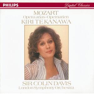 Kiri Te Kanawa,Sir Colin Davis,London Symphony Orchestra 歌手頭像