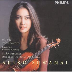 Iván Fischer,Budapest Festival Orchestra,Akiko Suwanai 歌手頭像