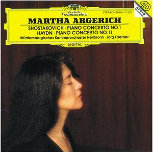 Martha Argerich,Guy Touvron,Jörg Faerber,Württembergisches Kammerorchester Heilbronn 歌手頭像