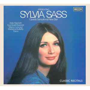 Lamberto Gardelli,Sylvia Sass,London Symphony Orchestra 歌手頭像