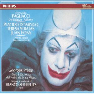 Coro del Teatro alla Scala di Milano,Teresa Stratas,Plácido Domingo,Orchestra del Teatro alla Scala di Milano,Juan Pons,Georges Prêtre 歌手頭像