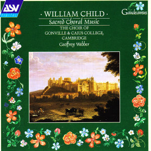 Choir of Gonville & Caius College, Cambridge,Geoffrey Webber 歌手頭像