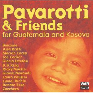 Gloria Estefan,B.B. King,José Molina,Orchestra Sinfonica Italiana,Guatemala Choir,Lionel Richie,Leone Magiera,Luciano Pavarotti,Ars Canto G. Verdi,Boyzone 歌手頭像
