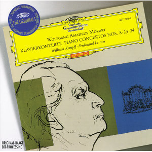 Wilhelm Kempff,Ferdinand Leitner,Berliner Philharmoniker,Bamberger Symphoniker 歌手頭像