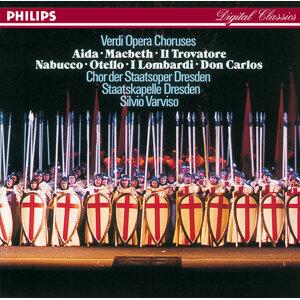 Silvio Varviso,Staatskapelle Dresden,Chor der Staatsoper Dresden 歌手頭像