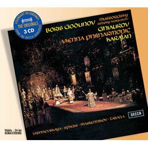 Wiener Philharmoniker,Nicolai Ghiaurov,Herbert von Karajan 歌手頭像