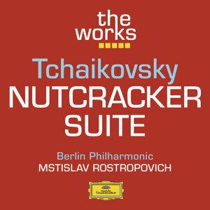 Mstislav Rostropovich,Berliner Philharmoniker 歌手頭像