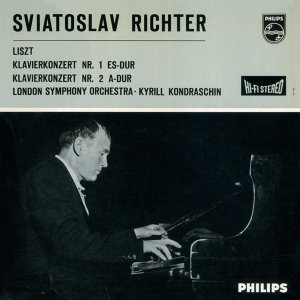 Kyrill Kondrashin,London Symphony Orchestra,Sviatoslav Richter 歌手頭像