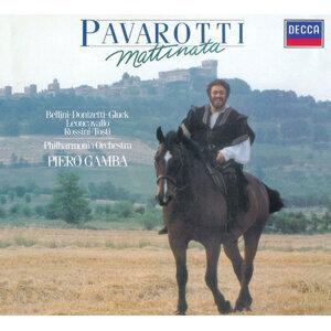 New Philharmonia Orchestra,Piero Gamba,Luciano Pavarotti 歌手頭像