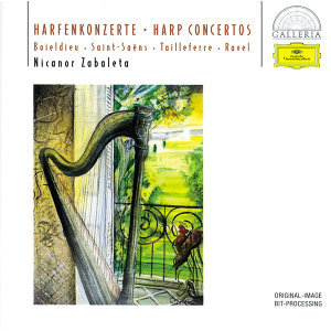 Nicanor Zabaleta,Radio-Symphonie-Orchester Berlin,Orchestre National de l'ORTF,Jean Martinon,Ernst Märzendorfer 歌手頭像