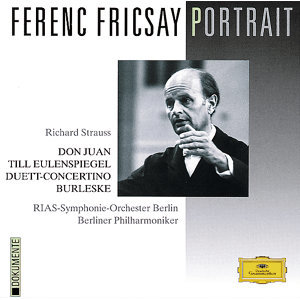 Willi Fugmann,Berliner Philharmoniker,Heinrich Geuser,RIAS Symphony Orchestra Berlin,Margrit Weber,Ferenc Fricsay 歌手頭像