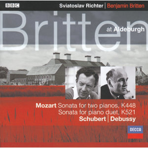 Sviatoslav Richter,Benjamin Britten 歌手頭像