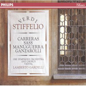 Matteo Manuguerra,ORF Symphony Chorus,ORF Symphony Orchestra,José Carreras,Sylvia Sass,Lamberto Gardelli 歌手頭像