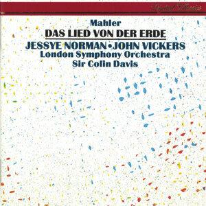 London Symphony Orchestra,Jessye Norman,Jon Vickers,Sir Colin Davis 歌手頭像