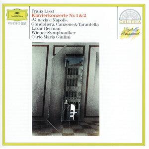 Lazar Berman,Wiener Symphoniker,Carlo Maria Giulini 歌手頭像