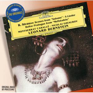 Leonard Bernstein,Montserrat Caballé 歌手頭像