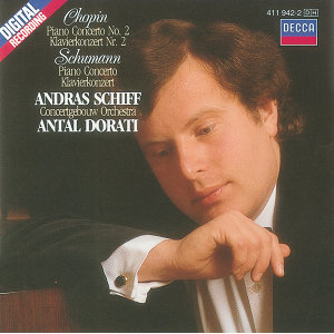 András Schiff,Antal Doráti,Royal Concertgebouw Orchestra