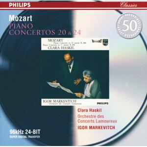 Clara Haskil,Orchestre des Concerts Lamoureux,Igor Markevitch
