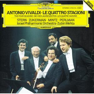Isaac Stern,Pinchas Zukerman,Israel Philharmonic Orchestra,Itzhak Perlman,Zubin Mehta,Shlomo Mintz 歌手頭像