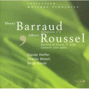 Serge Baudo,Claude Helffer,Orchestre National De La R T F,Charles Münch,Orchestre Des Cento Soli 歌手頭像