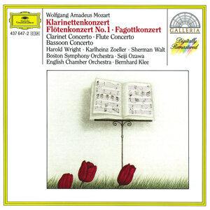 Seiji Ozawa,English Chamber Orchestra,Bernhard Klee,Harold Wright,Boston Symphony Orchestra,Sherman Walt,Karlheinz Zoeller 歌手頭像