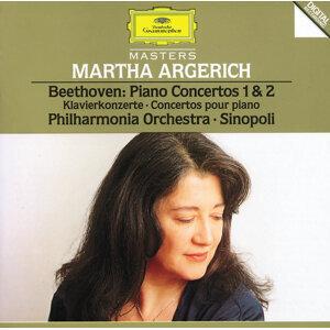 Martha Argerich,Giuseppe Sinopoli,Philharmonia Orchestra 歌手頭像