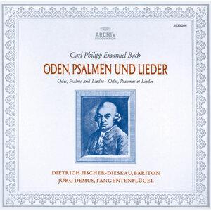 Jörg Demus,Colin Tilney,Dietrich Fischer-Dieskau 歌手頭像