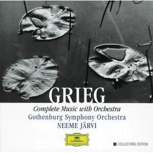 Gothenburg Symphony Orchestra,Neeme Järvi
